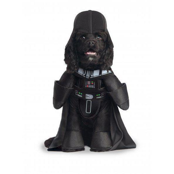 Rubies Star War Pet Darth Classic Vader Costume-DirtyFurClothing-DirtyFurClothing