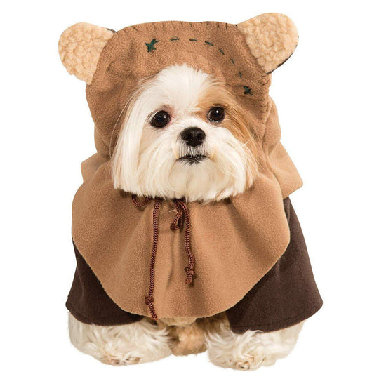 Rubies Star Wars Pet Classic Ewok Costume-DirtyFurClothing-DirtyFurClothing
