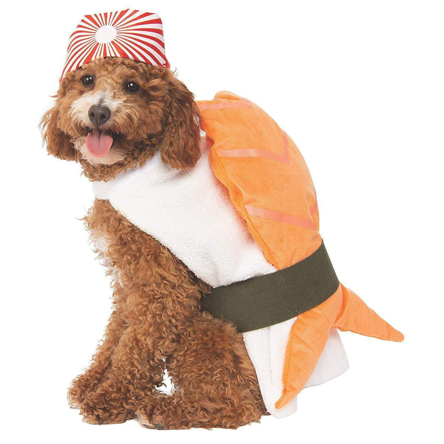 Rubies Sushi Pet Costume Meduim-DirtyFurClothing-DirtyFurClothing