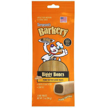 Sergeant's® Barkery Biggy Bones Peanut Butter Flavor Dog Treats Case Pack 12-Sergeant's(R)-DirtyFurClothing