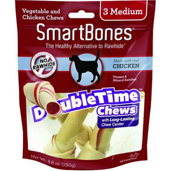 Smartbones Doubletime Chews For Dogs-Petmatrix-DirtyFurClothing