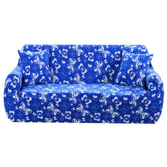 Sofa Covers Fabric Chair Slipcover Seater Protector 2 Seat 145-185cm,h-Wukong Paradise-DirtyFurClothing