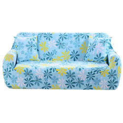 Sofa Covers Fabric Chair Slipcover Seater Protector 2 Seat 145-185cm,j-Wukong Paradise-DirtyFurClothing