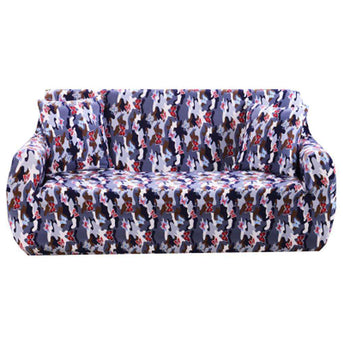 Sofa Covers Fabric Chair Slipcover Seater Protector 3 Seat 190-230cm,a-Wukong Paradise-DirtyFurClothing