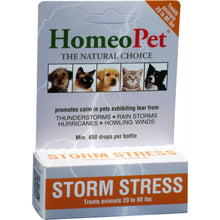 Storm K-9 Stress Relief From Fear Of Thunderstorms Fireworks-Homeopet-DirtyFurClothing