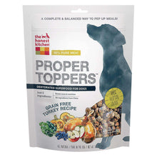 The Honest Kitchen Dog - Food - Proper Toppers - Turkey - Case Of 6 - 5.5 Oz-The Honest Kitchen-DirtyFurClothing