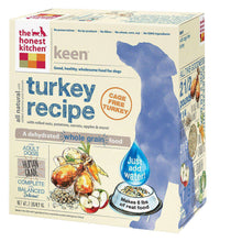The Honest Kitchen Keen - Whole Grain Turkey Dog Food - Case Of 6 - 2 Lb.-The Honest Kitchen-DirtyFurClothing