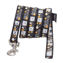 Touchdog 'Caliber' Designer Embroidered Fashion Pet Dog Leash And Collar Combination-Touchdog-DirtyFurClothing