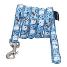 Touchdog 'Caliber' Designer Embroidered Fashion Pet Dog Leash And Harness Combination-Touchdog-DirtyFurClothing