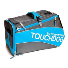 Touchdog Modern-Glide Airline Approved Water-Resistant Dog Carrier-Touchdog-DirtyFurClothing