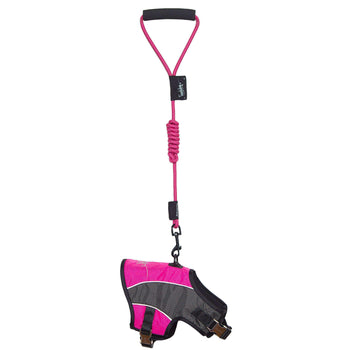 Touchdog Reflective-Max 2-In-1 Premium Performance Adjustable Dog Harness And Leash-Touchdog-DirtyFurClothing