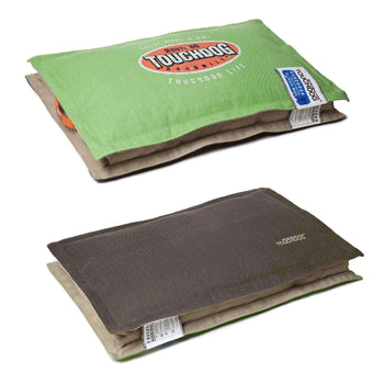 Touchdog Sporty Shock-Stitched Reversible Rectangular Thick Dog Mat-Touchdog-DirtyFurClothing
