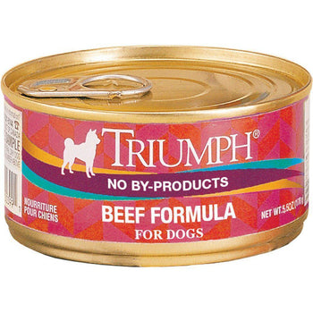 Triumph Pet Industries - Beef Formula Canned Dog Food (Case Of 12 )-Triumph Pet Industries-DirtyFurClothing