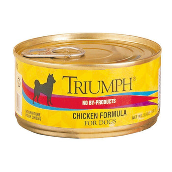 Triumph Pet Industries - Chicken Formula Canned Dog Food (Case Of 12 )-Triumph Pet Industries-DirtyFurClothing