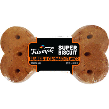 Triumph Pet Industries - Triumph Super Single Biscuits (Case Of 15 )-Triumph Pet Industries-DirtyFurClothing