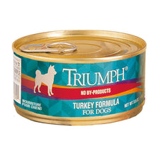 Triumph Pet Industries - Turkey Formula Canned Dog Food (Case Of 12 )-Triumph Pet Industries-DirtyFurClothing