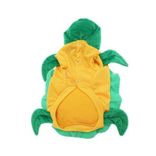 Turtle Dog Halloween Costume-DirtyFurClothing-DirtyFurClothing