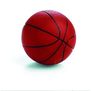 Vinyl Basketball Ball Dog Toy-Ethical-DirtyFurClothing