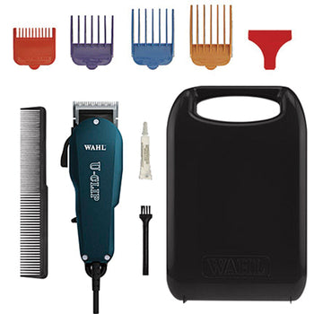 Wahl Clipper Corporation-Wahl U-Clip 10 Piece Pet Clipper Kit-Wahl Clipper Corporation-DirtyFurClothing