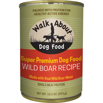 Walkabout Pet Treats - Walkabout Canned Dog Food (Case of 12 )-Walkabout Pet Treats-DirtyFurClothing