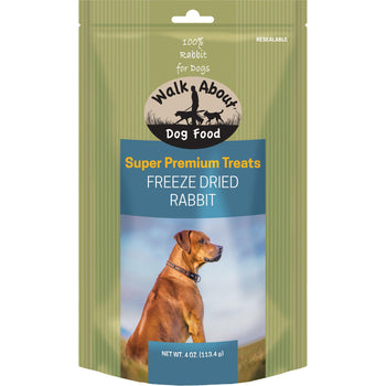 Walkabout Pet Treats - Walkabout Freeze Dried Dog Treats-Walkabout Pet Treats-DirtyFurClothing