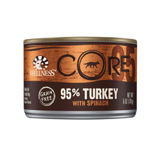Wellness Pet Products Canned Dog Food - Turkey With Spinach - Case Of 24 - 6 Oz.-Wellness Pet Products-DirtyFurClothing