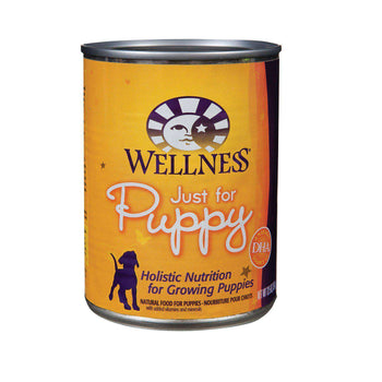 Wellness Pet Products Canned Puppy Food - Case Of 12 - 12.5 Oz.-Wellness Pet Products-DirtyFurClothing