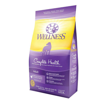 Wellness Pet Products Chicken And Oatmeal Recipe Dog Food - Case Of 6 - 5 Lb.-Wellness Pet Products-DirtyFurClothing