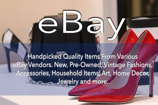 eBay Shopping New, Pre-owned, Vintage Clothing and Accessories