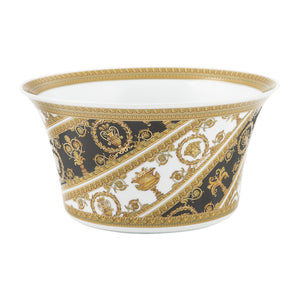 I Love Baroque Salad Bowl -  Versace Home - Mishon's Galleria