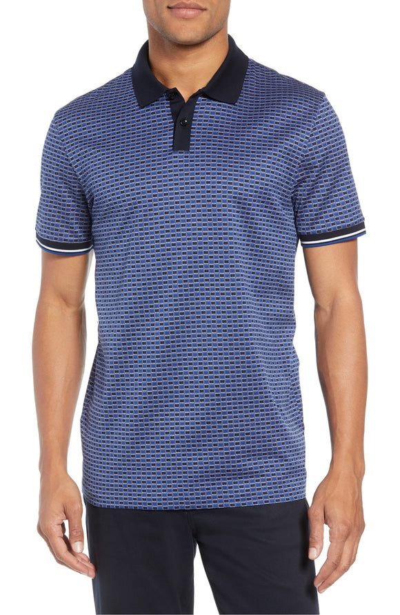 BOSS PARLAY Regular Fit Polo - Mishon's Galleria