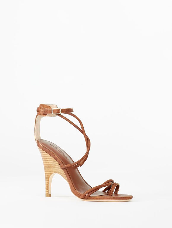 LOUISA WEDGE SANDAL - Mishon's Galleria