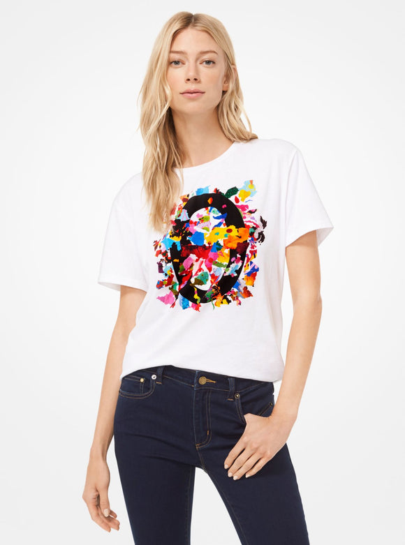 MICHAEL KORS Watch Hunger Stop T-Shirt Design by Artist Eli Sudbrack - Mishon's Galleria