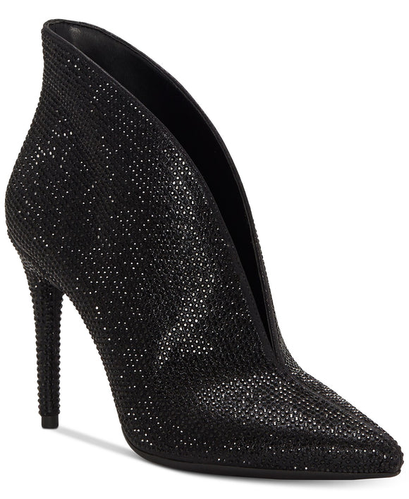 JESSICA SIMPSON Lasnia Pointy-Toe Booties - Mishon's Galleria
