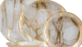 Elegant MARBLE DINNERWARE Collection - Mishon's Galleria