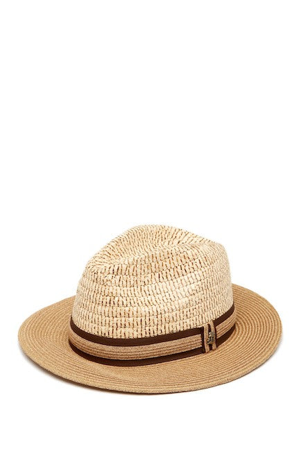 TOMMY BAHAMA Two-Tone Men's Fedora - Mishon's Galleria