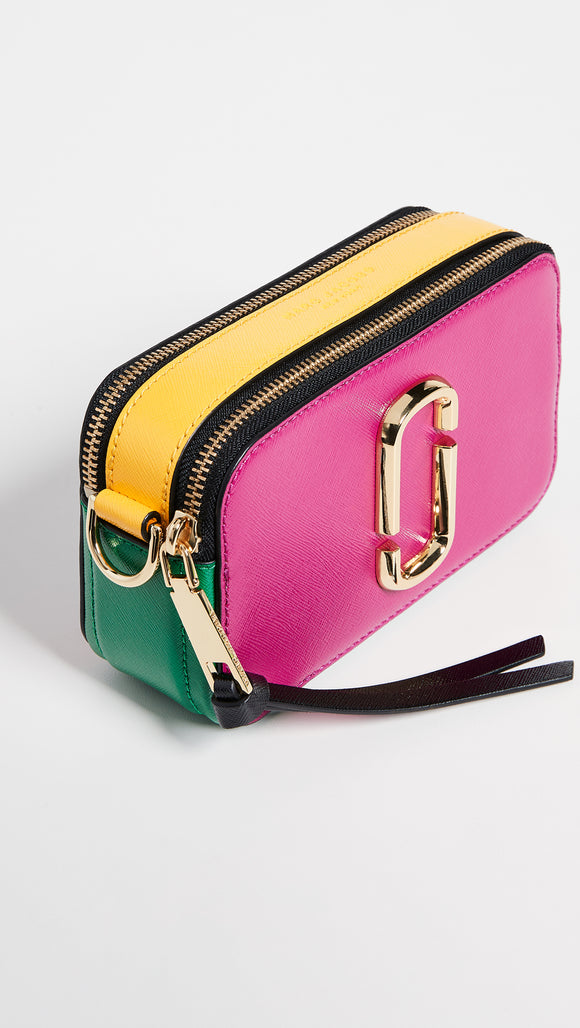 MARC JACOBS Snapshot Crossbody Bag - Mishon's Galleria