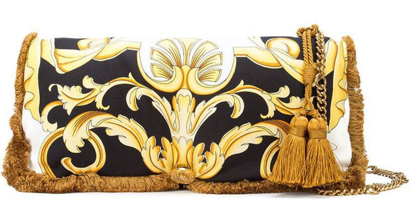 VERSACE Pillow Talk Barocco Shoulder Bag - Mishon's Galleria