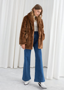 Every Wardrobe Needs a FUN SHORT Faux Fur Jacket - Mishon's Galleria