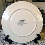 MIKASA FASHION PLATE Ocean Collage Patter / Service Plate / Charger DX102 NEW - Mishon's Galleria