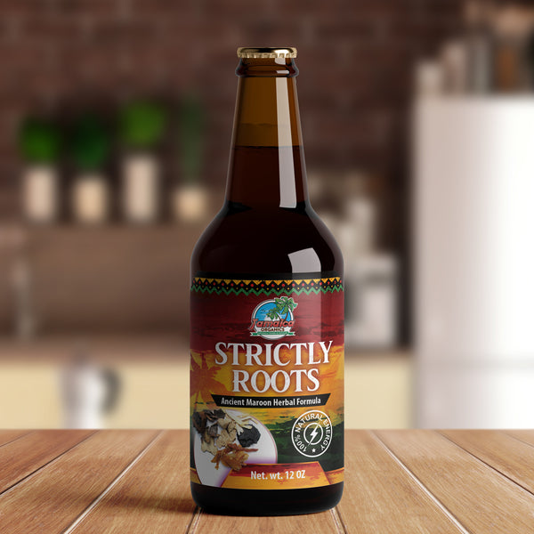 STRICTLY ROOTS TONIC™ 12 OZ