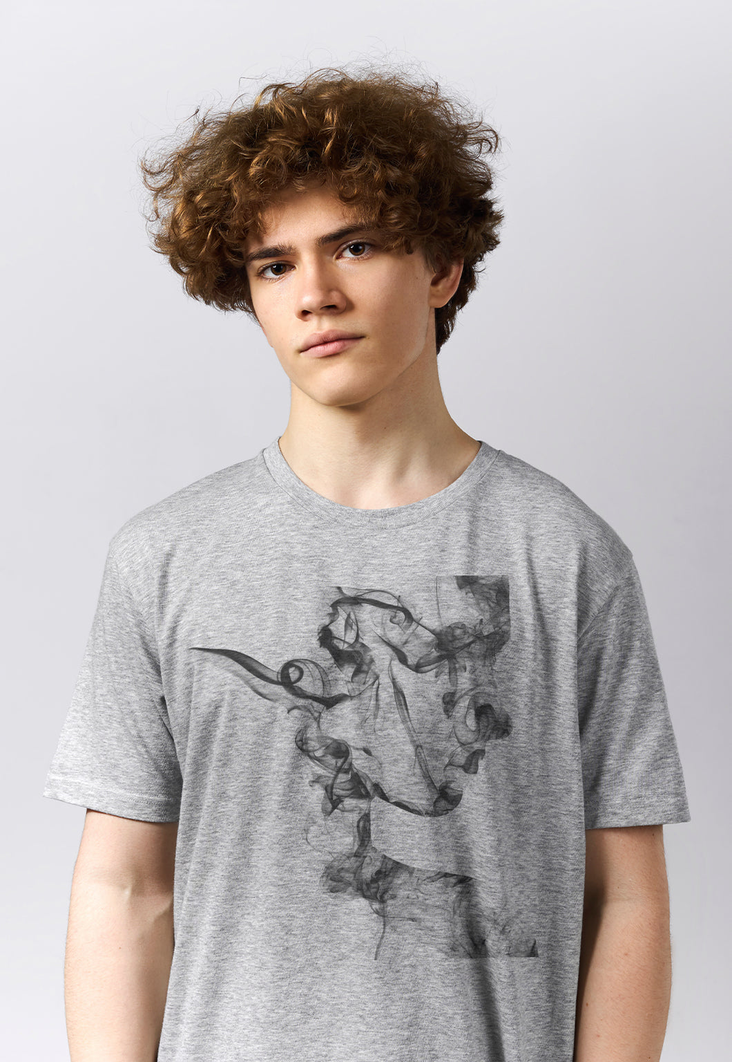 Camiseta Masculina Estampada Mirat - Shadow