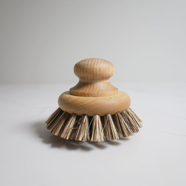 La Grande Maple Scrub Brush
