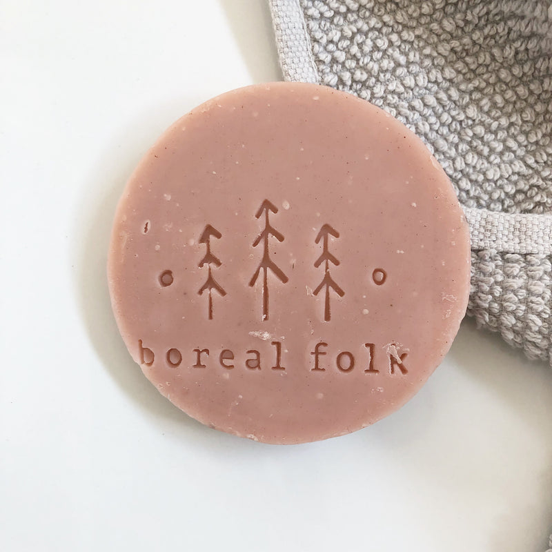 Boreal Folk Juniper and Birch Body and Hair Soap Bar