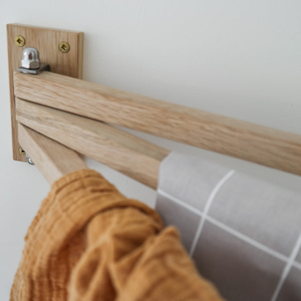 Oak Drying Rack