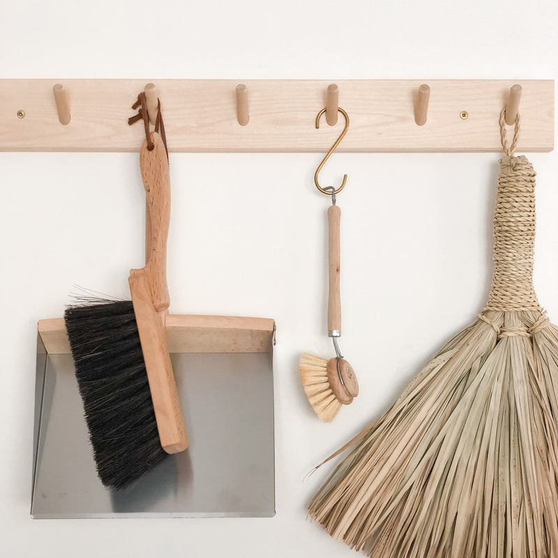Hand Broom + Dustpan