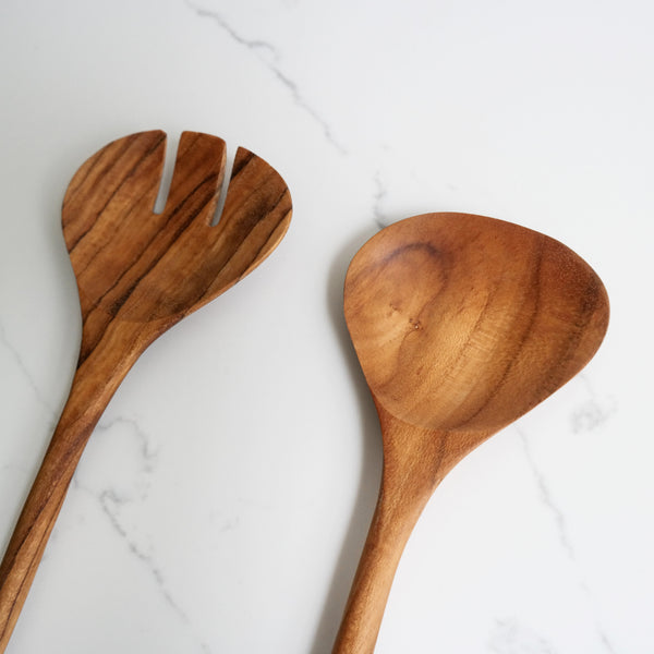 Natural Serving Set