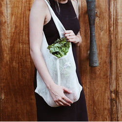 Organic Mesh Shopping Bag