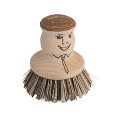redecker wooden pot scrubber