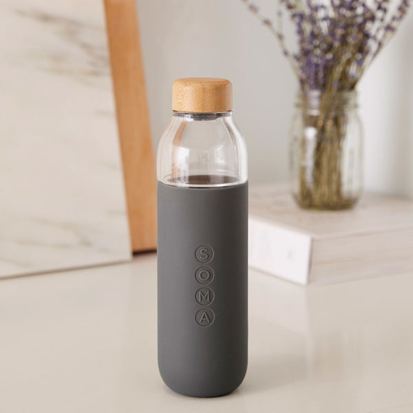 Soma Water Bottle - Grey